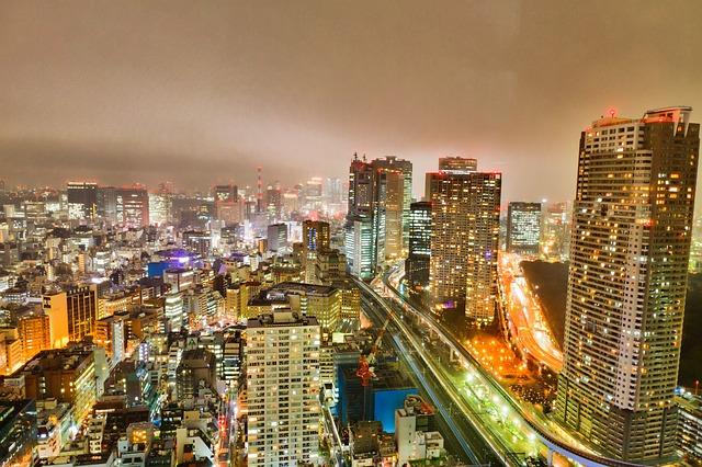 Living in Tokyo - City